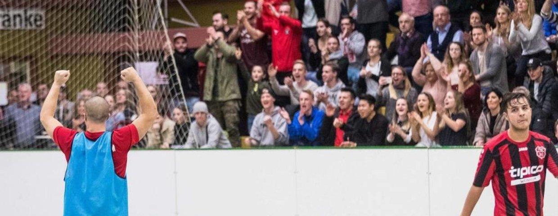 TV Lampertheim lädt zum 35. Hallen-Cup